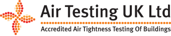 Air Testing UK - Accredited Air Tightness Of Buildings logo